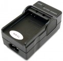 Nabíječka baterií DCCH 001 S pro CANON NB-4L, NB-8L
