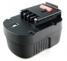 Baterie pro Black and Decker 12V - 3300 mAh B