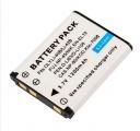 Baterie 1200mAh pro Olympus Li-40B, Li-42B, D-Li63, Nikon EN-EL10 ...
