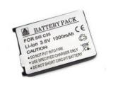 Baterie Siemens C35i, M35i, S35i - 1000 mAh Li-Ion