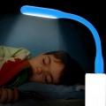USB LED svítilna, lampička na osvětlení klávesnice pro PC, tablet, notebook