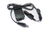 Zvětšit fotografii - 2 v 1 nabíječka baterie LP-E6, LP-E6N pro fotoaparát Canon řady EOS