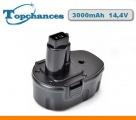 DEW14433 baterie Dewalt DW9091 DE9091 DE9038 DW9094 DC9091 DE9092 3000mAh Ni-Mh 14,4V neoriginální