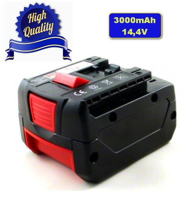 3000mAh 14,4V baterie pro Bosch Li-Ion
