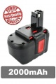 BOS11524 Baterie Bosch BAT030, BAT031, BAT240, BAT299, BTP1005, B-8230 2000mAh 24V neoriginální