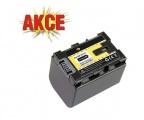 Baterie do videokamery JVC BN-VG107, BN-VG114, BN-VG121 2400mAh