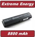 HP2008 Baterie HP Compaq Presario DV2000, V3000, DV6000, 411462- 141 8800mAh Li-Ion neoriginální