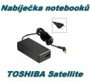 AC adaptér pro Toshiba Satellite 19V 3,42A 5,5x2,5mm 65W neoriginální