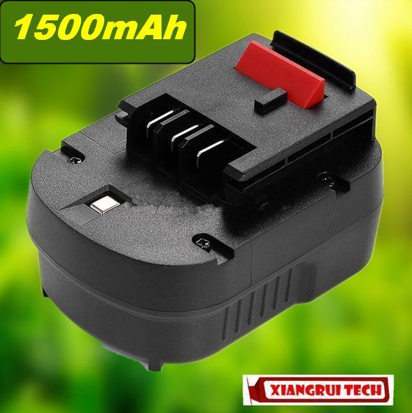 AKU baterie Black & Decker FS120B, FSB12, A12, HPB12, FS120BX 12V Ni-MH 1500mAh