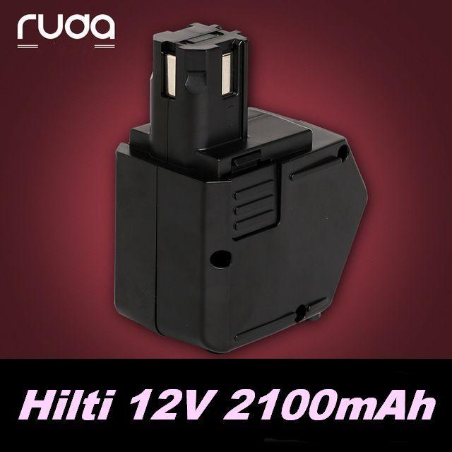 AKU Baterie Hilti SFB105 12V Ni-MH 2100mAh