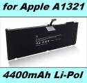 Baterie Apple MacBook Pro 15 A1286 (2009), MB985, MB986, MC118 4400mAh neoriginální