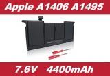 "Baterie A1495, A1406 pro APPLE MacBook Air 11"" A1370, A1465 4400mAh 7,6V neoriginální"