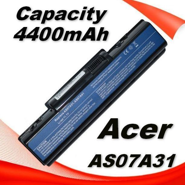 Baterie AS07A31, AS07A32, AS07A41 pro Acer Aspire 4230, 4310, 4520, 4710, 4930 4400mAh