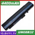 Baterie UM08A31, UM08B32 pro Acer Aspire One ZG5, D250, D150 4400mAh Li-Ion 11,1V neoriginální