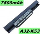 Baterie Asus A53, A54, A83, K43, K53, K54, K84, X43 7800mAh 11,1V Li-Ion neoriginální
