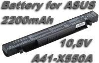 Baterie Asus A41-X550, A41-X550A 2200mAh Li-Ion 14,8V