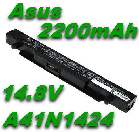 Baterie Asus A41N1424 14,8V 2200mAh nahrazuje ORIGINÁL