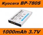 Baterie Kyocera BP-780S 1000mAh pro Contax SL300RT, Finecam SL300R, Finecam SL400R neoriginální