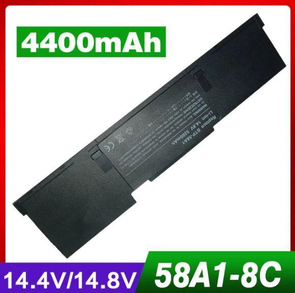 Baterie BTP-58A1 pro Acer Aspire 1360, 1520 TravelMate 240, 250 4400mAh 14,8V Li-Ion