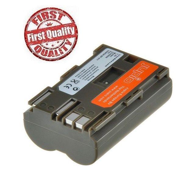 Baterie pro fotoaparát Canon 1300mAh 7,4V Li-Ion BP-508, BP-511