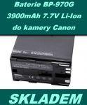 Baterie BP-970G, BP-925, BP-955, BP- 975 3900mAh 7,4V pro kameru Canon