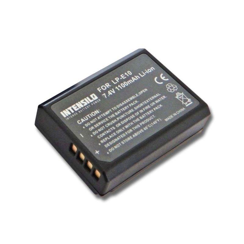 Baterie Canon LP-E10 1100mAh