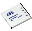 Baterie Casio NP-60 500mAh 3,7V Li-Ion neoriginální
