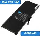Baterie NMV5C, 0HTR7 pro Dell XPS 15Z, L511Z 4400mAh Li-Pol 14,8V neoriginální