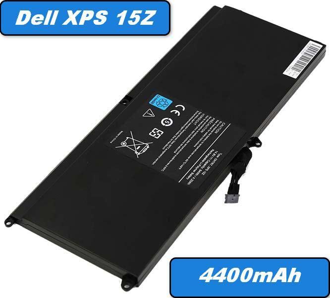 Baterie NMV5C, 0HTR7 pro Dell XPS 15Z, L511Z 4400mAh Li-Pol 14,8V