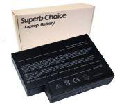 Baterie pro HP Compaq Presario, Pavilion, Business Notebook, OmniBook 4400mAh nahrazuje ORIGINÁL