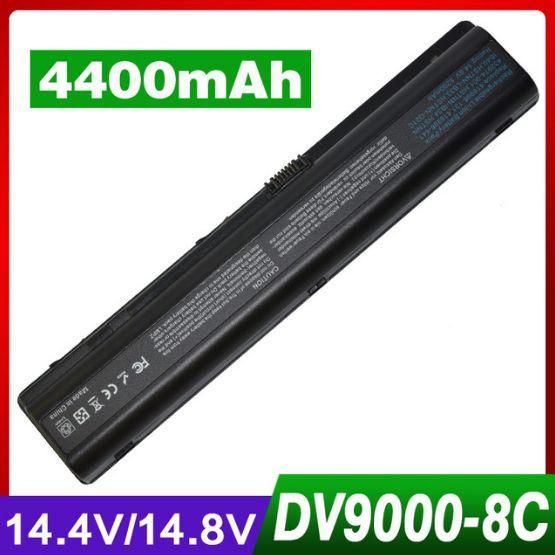Baterie HSTNN-LB33, HSTNN-UB33 pro HP PAVILION DV9000, DV9500 4400mAh Li-Ion 14.4V neoriginální
