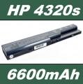Baterie PH06, 593572-001 pro Compaq 420, 425, HP ProBook 4320s, 4520 6600mAh 11,1V neoriginální
