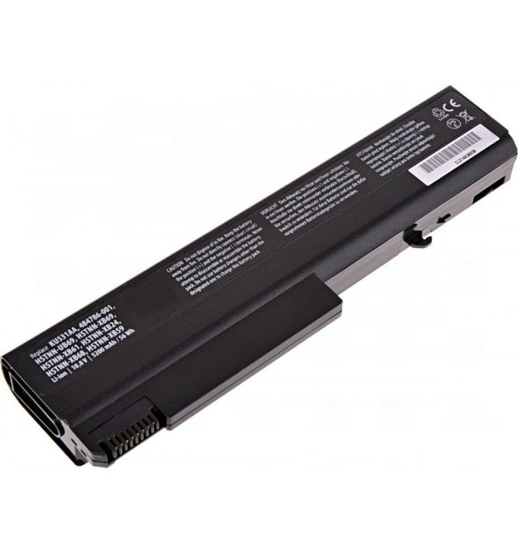 Baterie HSTNN-CB69, HSTNN-UB6 pro HP Compaq Business 6530b, 6535b, 6730b, 6930b 4400mAh