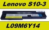 Baterie l09M6Y14, l09S6Y14 pro Lenovo IdeaPad S10-3, U165, S205 4400mAh Li-Ion 11,1V neoriginální