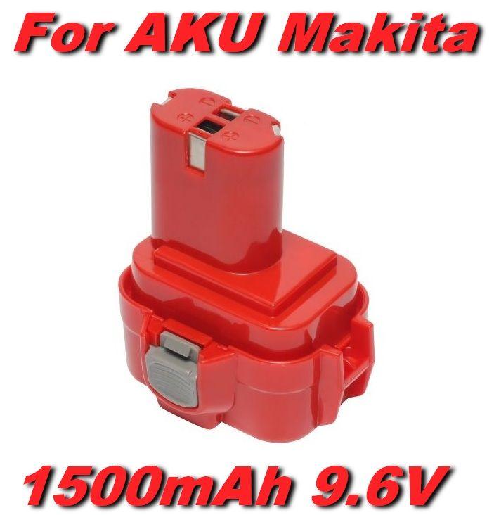 Baterie Makita 1500mAh 9,6V Ni-MH