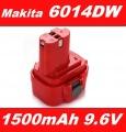 Baterie Makita 9100, 9101, 9102 pro Makia 6705DWA, 6014DW, 6201D 1500mAh 9,6V Ni-Mh neoriginální