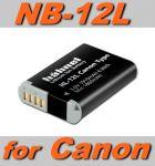 Baterie Canon NB-12L 1910mAh