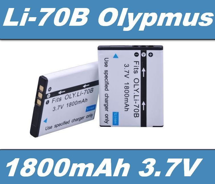 Baterie Olympus Li-70B 1800mAh 3,7V Li-Ion