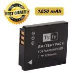 Baterie Panasonic CGA-S005E, CGA-S005, DMW-BCC12, BP-DC4-E, DB-60 1250mAh 3,7V Li-Ion neoriginální