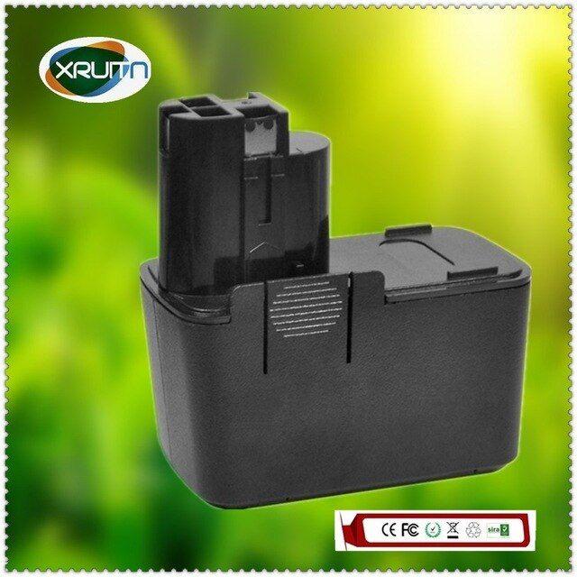 AKU baterie 9,6V 2000mAh Ni-MH pro Bosch