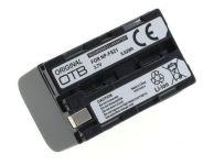 Baterie NP-FS21, NP-FS11 pro kameru Sony DCR-PC1, DCR-TRV1VE, CCD-CR1 2000mAh nahrazuje ORIGINÁL