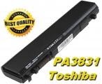 Baterie PA3831U-1BRS, PA3832U-1BRS, PA5043U-1BRS  pro notebook Toshiba 4400mAh nahrazuje ORIGINÁL