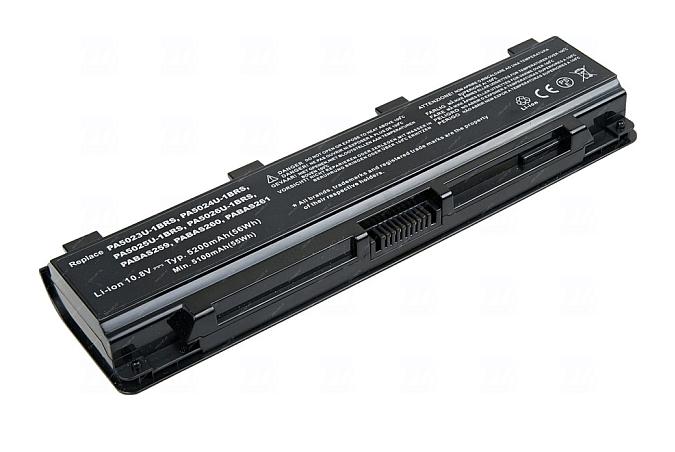 Baterie Toshiba Satellite PA5023U-1BRS, PA5024U-1BRS, PA5025U-1BRS, PA5026U-1BRS, PA5027U-1BRS, PABAS259, PABAS260, PABAS261, PABAS262, PABAS271, PABAS272, PABAS273, PABAS263, PA5110U-1BRS 5200mAh Li-