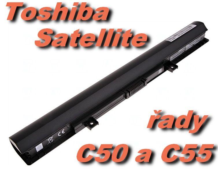 Baterie PA5185U-1BRS proToshiba Satellite C50, C55 14,8V 2200mAh