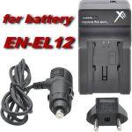 Nabíječka baterie NIKON EN-EL12 neoriginální