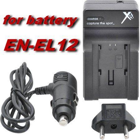 Nabíječka baterie NIKON EN-EL12