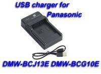 Nabíječka baterie Panasonic DMW-BCJ13E, DMW-BCF10E, DMW-BCG10E flexibilní - USB