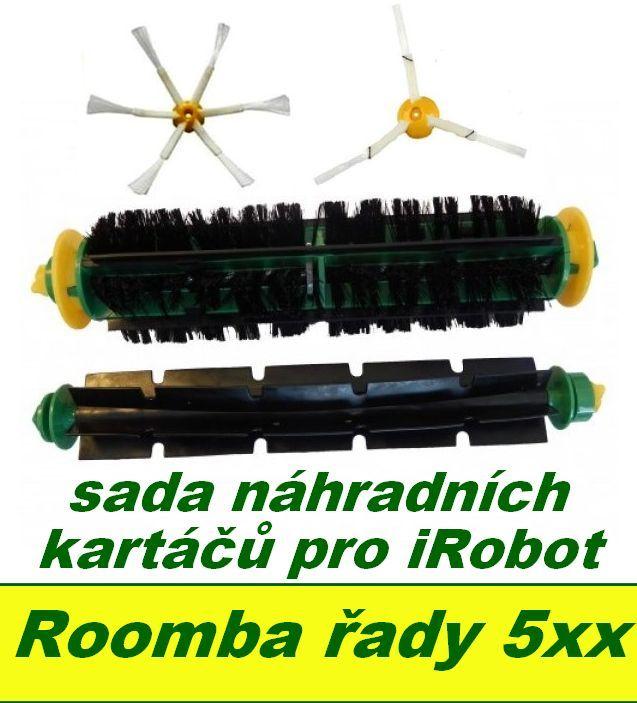 Sada náhradních kartáčů pro iRobot Roomba 500 Série