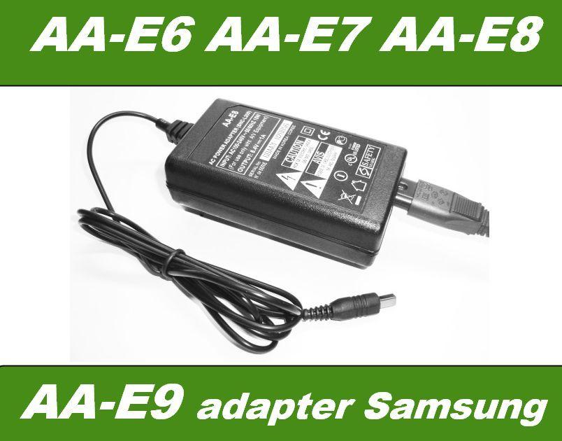 Zdroj, AC adaptér Samsung AA-E6, AA-E7, AA-E8, AA-E9 8,4V 1,5A