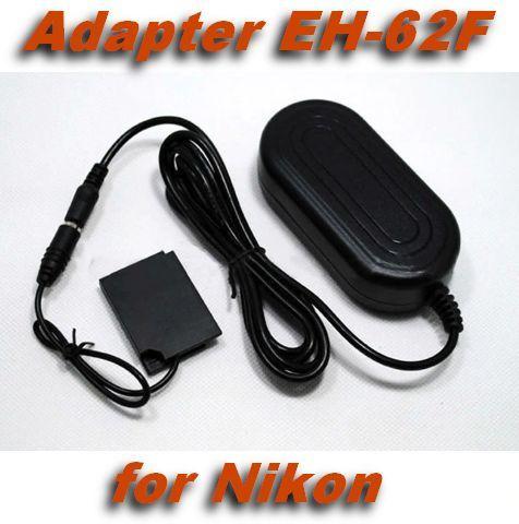 Napájecí zdroj EH-62F pro fotoaparát Nikon nahrazuje baterie EN-EL12